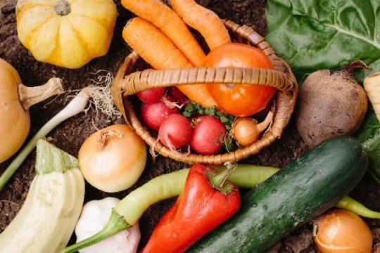 脚が太くなる原因は食べ物にも!太くする細くする食べ物を詳しく!