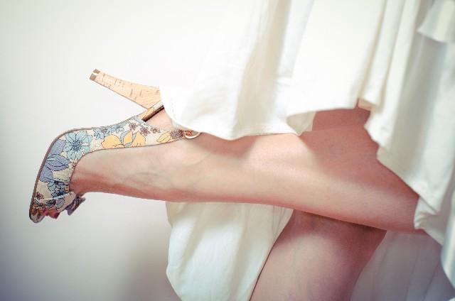 ハイヒールに脚痩せの効果は無い!?ぺたんこ靴で脚が太くなるのも嘘!