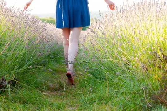 ふくらはぎを細くする事が出来る簡単な歩き方や走り方!