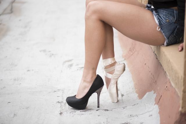 ヒールを履くと脚が太くなるは嘘!言われている原因と正しい歩き方!