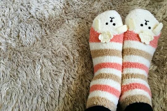 足が長く見える靴下の長さ!靴の種類や色なども詳しく!