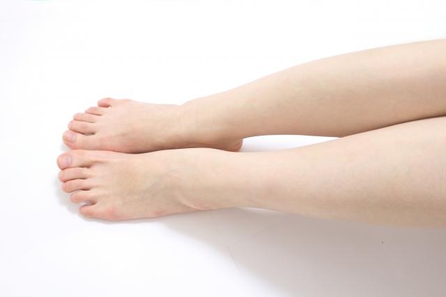 サリーちゃんのような足首は生まれつきや遺伝じゃない!改善方法5選!