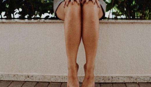 サリーちゃん足